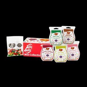 NIB Scentsy Jelly Belly Boxed Wax Set